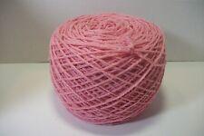 acrylic worsted wt 4 ply yarn dusty pink 8.4 oz