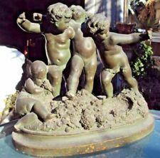 Sculptures et statues du XIXe siècle et d'avant en terre cuite