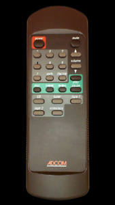 Adcom RC-45 II Remote Control Lifetime Warranty and Free Shipping !