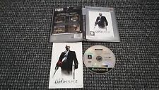 Sony PS2/Playstation 2 HITMAN 2 SILENT ASSASSIN testato e funzionante (B2)