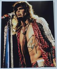 Steven Tyler AEROSMITH Signed Autograph 11x14 Photo