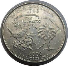 "USA 1/4 Dollar 2000 (P) ""South Carolina"" ## A4"