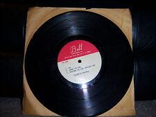 "Bell NOCAT# Unknown Artist - Jacob's Ladder 19XX 10"" 78 RPM"