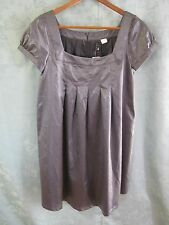 Divided by H&M Gray Sparkly Dress Size 4 Evening Frock NWT NEW