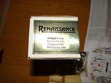 RENAISSANCE PORSCHE 911 GT1 1998 DAYTONA ROLEX 24 Hours 1/43 Resin Model Kit STP