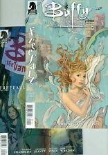 Buffy: The Vampire Slayer #1, #2 ,#3 and #4 Season 9 All First Prints