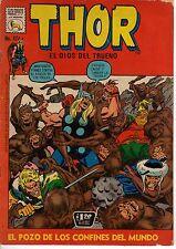 Thor #47 - VG - El Dios del Trueno - Spanish Market 1972