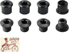 SHIMANO XTR M985 DOUBLE CHAINRING BOLTS-SET OF 8