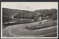 Scotland Postcard - The Hairpin Bend of Berriedale Hill, Caithness  RS9488