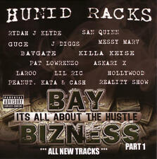 V/A - Hunid Racks Bay Bizness Part 1 CD SEALED NEW [PA] Guce, J Diggs. San Quinn