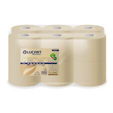 12 x 900 Blatt Jumbo Toilettenpapier 2-lagig + 1 Spender *3,33 € pro Rolle*