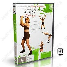 Aerobic Fitness -Collection - Back & Chest : New Exercise DVD