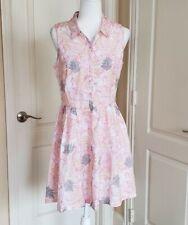 Tommy Bahama Que Sera Serafina Print Linen Dress