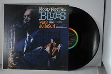 Plas Johnson Mood For The Blues Capitol Records 1961 LP