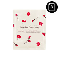 [Hyggee] Active Red Flower Mask 30ml * 3ea
