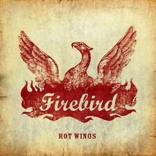 "FIREBIRD ""HOT WINGS"" ORANGE VINYL LP LTD 300"
