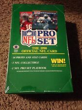 1990 Official NFL Pro Set Football Cards FACTORY SEALED Box