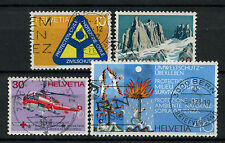 Switzerland 1972 SG#835-8 Publicity Issue Used Set #A69973