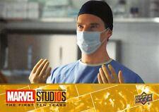 Marvel Studios First Ten Years BASE Trading Card #101 / DOCTOR STRANGE SP