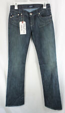 Rock Republic Jeans Aerosol Denim Womens Size 0, 25 Boot Cut Low Rise Sample