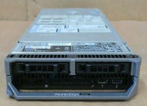 Dell PowerEdge M630 Blade Server 2 x Intel 8-core XEON E5-2630L V3 16GB RAM RAID