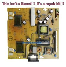 Repair Kit Capacitors For LCD NEC EA241WM For Power Supply Board 715G2594-1