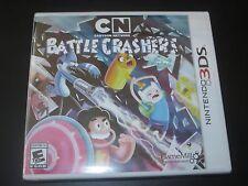 Cartoon Network: Battle Crashers (Nintendo 3DS, 2016) BRAND NEW
