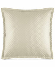 "Ralph Lauren Wyatt Quilted Sateen 20"" Square Decorative Pillow Hollywood  $115"