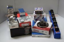 Chevy 283 Stage 3 master engine kit K-B pistons cam timing moly 1964-67
