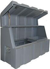 200lt Tradesman's B'ute Box - 970mmL x 400mmW x 600mmH - GREY
