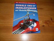 (2311)- Kerber Stirl - Signale und Fahrleitungen auf Modellbahnanlagen