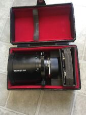 Tamron SP F8 500mm Telemacro w/ Adapatall 2 for Nikon with case