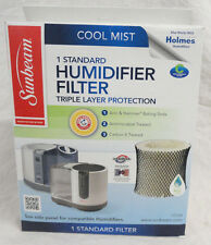 SUNBEAM HOLMES COOL MIST, TYPE C HUMIDIFIER FILTER #SF206, NEW FAST FREE SHIP