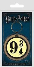 Portachiavi Ufficiale Harry Potter Originale Binario Hogwarts Express