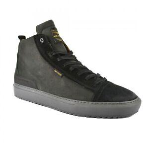 PME LEGEND Thunder Sneakers PBO176024 Leder Herren High Top Sneaker