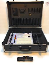 RSR Electronics PAD-234A Analog/Digital Trainer w/ Technician Tool Case