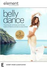 Element: Belly Dance * NEW DVD * (Region 4 Australia)