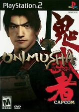 Onimusha Warlords PS2 Playstation 2 Complete Game
