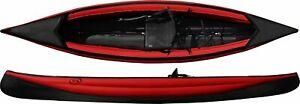 Nortik Scubi 1 XL Einer Hybrid Faltboot Allround Faltboot für Touring  Freizeit