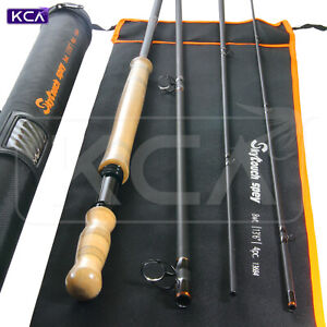 Maxcatch Two-Handed Spey Rods, 8wt/9wt/10wt, 13.5'/14'/15', Fast Action