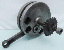 Matchless & Ajs Motorcycle Engine Crankshaft Flywheels 18Cs G80Cs 18 G80 1956-66