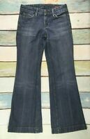 CITIZENS OF HUMANITY Womens 26X32 Faye #003 Low Waist Wide Leg Jeans