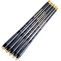 Goture Telescopic Fishing Rod Carbon Fiber Stream Carp Mini Hand Pole 1.8M-3.6M