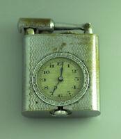 VINTAGE LIFT ARM WATCH CIGARETTE LIGHTER – ART DECO – 1920's