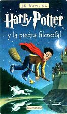 Harry Potter Y La Piedra Filosofal By J K Rowling Ficcion