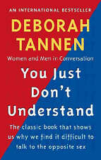 You Just Don't Understand: Women and Men in Conversation,GOOD Book
