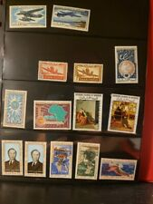 Mauritania Airmail Stamps Lot of 30 - MNH - see details for list