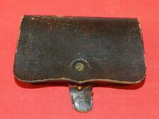 U.S. Civil War J. Pittman Colt Model 1851 Cartridge Pack Box