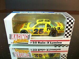 Bill Venturini #25 True Value Rain-X 1991 Chevrolet Lumina RCCA 1:64