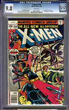 X-Men #110 CGC 9.8 NM/MT WHITE Pages Universal CGC #0901128027